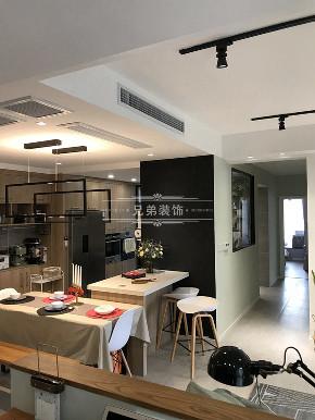 现代风格 兄弟装饰 蒋林明 餐厅图片来自兄弟装饰-蒋林明在重庆保利高尔夫华庭装修设计效果的分享