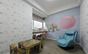 书房图片来自家装大管家在年轻人喜欢 127平港式北欧3居室的分享