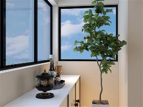 二居 简约 谊城公寓 阳台图片来自阳光力天装饰在力天装饰-谊城公寓-85㎡的分享