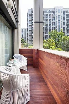简约 现代 阳台图片来自家装e站乐山站在都市忙碌生活 133㎡现代简约风的分享
