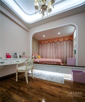 新古典 现代 四居室 奢华 高贵 儿童房图片来自广州名雕装饰在中海千灯湖一号实景:简约而高贵的分享