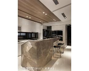 三居 现代 厨房图片来自幸福空间在璟然 132平折线灵动之美的分享