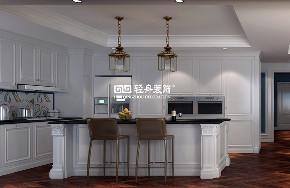 简约法式 别墅装修 轻舟装饰 老房重装 二手房装修 新房装修 厨房图片来自蔷薇朵朵-粒儿在简法的阳光上东的分享