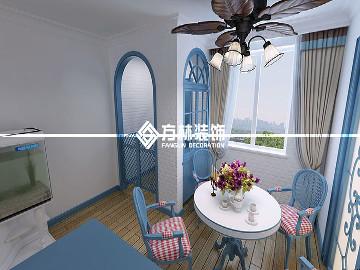 沈阳中海和平之门92平装修案例