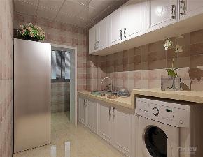 简约 欧式 二居 收纳 白领 80后 厨房图片来自阳光力天装饰在力天装饰桦林园89㎡轻奢风格的分享