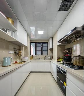 简约 三居 白领 收纳 80后 小资 厨房图片来自鸿扬家装武汉分公司在南湖玫瑰湾139平-鸿扬家装的分享