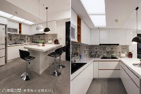 二居 现代 风水 厨房图片来自幸福空间在99平实用机能满分风水宅的分享