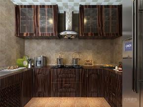 地中海 二居 白领 收纳 旧房改造 厨房图片来自阳光力天装饰在力天装饰时光里93㎡-地中海风格的分享