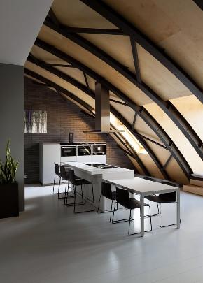 厨房图片来自我是小样在金地九玺四室334平现代风格的分享