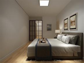 三居 别墅 收纳 80后 小资 卧室图片来自阳光力天装饰在力天装饰金豪嘉苑102㎡现代简约的分享