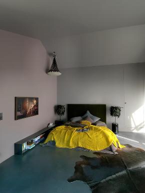 卧室图片来自我是小样在秦岭北麓四室156平现代风格的分享