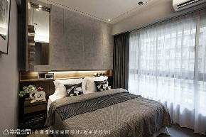 三居 现代 收纳 卧室图片来自幸福空间在把森林带回家 69平艺文风木质居的分享