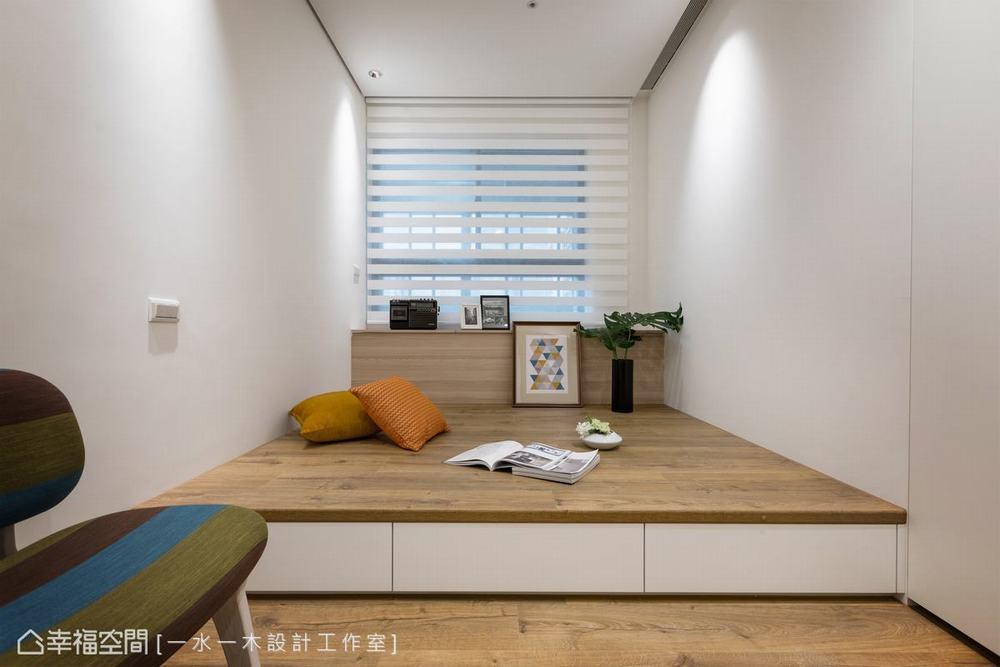 禅风 三居 其他图片来自幸福空间在沉稳洗炼 132平现代简约禅风雅居的分享