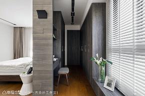 三居 现代 衣帽间图片来自幸福空间在125平互动呢喃 低调中的高贵慵懒的分享