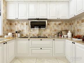 三居 收纳 小资 欧式 简欧 厨房图片来自阳光力天装饰在力天装饰-保利香颂园-94.5㎡的分享