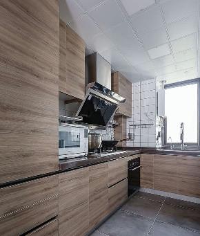 厨房图片来自家装大管家在简洁生活 118平工业风沉稳3居室的分享