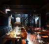 酒吧餐厅设计-都市惬意的休闲