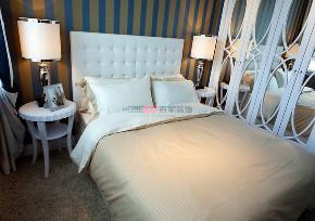 法兰香颂 新古典 大户型 卧室图片来自百家设计小刘在法兰香颂240平新古典风格的分享