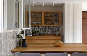 厨房图片来自我是小样在鼎诚·馥桂园三室102平现代风格的分享
