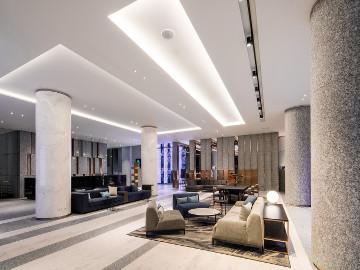 新主题舒适酒店设计