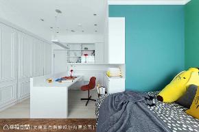 四居 新古典 卧室图片来自幸福空间在125平五彩法式的分享