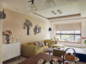 简约 欧式 田园 混搭 二居 三居 别墅 旧房改造 美的时代城 客厅图片来自邯郸实创在邯郸的分享