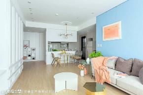 四居 新古典 客厅图片来自幸福空间在125平五彩法式的分享