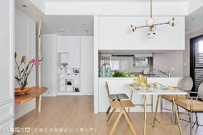 四居 新古典 餐厅图片来自幸福空间在125平五彩法式的分享