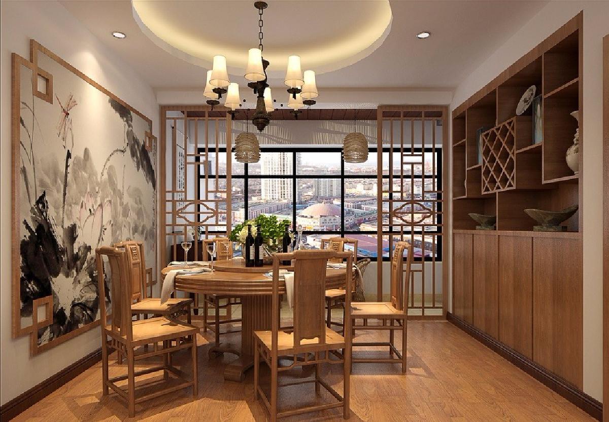 中式风格装修 ,家 属于自己的诗意空间