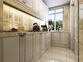 厨房图片来自阳光放扉er在力天装饰 大河宸章 85㎡ 简约的分享