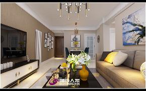 简约 欧式 城市人家 客厅图片来自济南城市人家装修公司-在济南国大太阳都市广场装修案例的分享