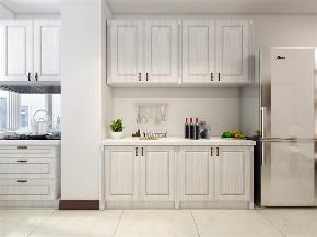 厨房图片来自阳光力天装饰在力天装饰 朝园里 60㎡ 现代简约的分享