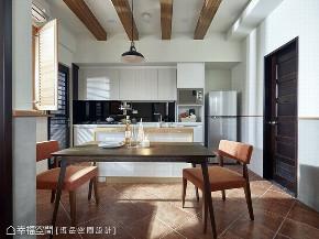 二居 休闲 厨房图片来自幸福空间在83平艺光年的分享