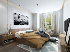 卧室图片来自阳光放扉er在力天装饰 奥莱城 94㎡ 混搭的分享
