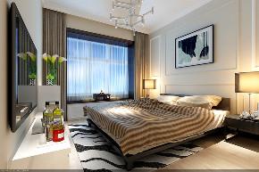 卧室图片来自我是小样在融城东海三室92平现代简约风格的分享