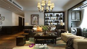 简约 美式 财富壹号 客厅图片来自济南城市人家装修公司-在财富壹号装修美式风格装修设计的分享