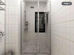 简约 欧式 卫生间图片来自优家馆装饰_小余在130平方-北欧风格尽显自然优雅的分享