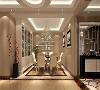 林奥嘉园120平米混搭多元化的家