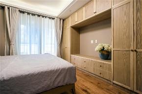 北欧风格 唐卡装饰 唐卡样板间 唐卡活动 约克郡 原木风 北欧 卧室图片来自黄丑丑99在约克郡——北欧风格的分享