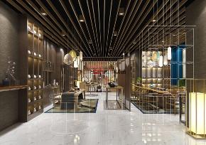 孔子学院 工装 中式风格 其他图片来自百家设计小刘在孔子学院1000平中式风格半包40万的分享