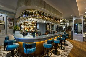 简约 混搭 美式风格 白领 餐厅装修 餐厅设计 主题餐厅 餐厅图片来自尚品老木匠装饰设计事务所在视觉餐厅设计=餐厅装修设计的分享