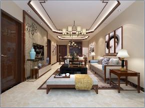 中式 四居 客厅 卧室 其他图片来自贵州华浔品味装饰在碧龙花园中式风格装修案例的分享