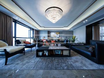 重庆皇冠国际装修设计效果图