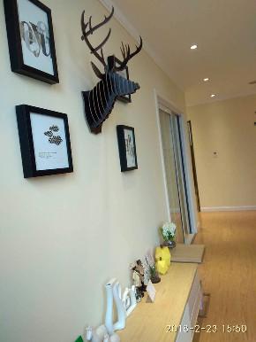 样板间 现代简约 北欧 小清新 客厅图片来自乐豪斯实景体验馆在公司内部实地样板间的分享