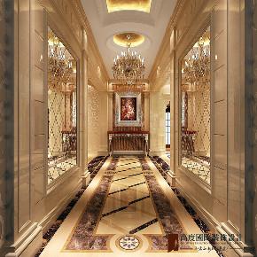 新古典 别墅 复式 跃层 大户型 小资 欧式 玄关图片来自高度国际姚吉智在鱼梁洲900平米新古典独栋别墅的分享
