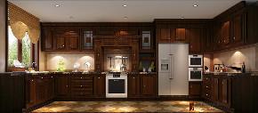 新古典 别墅 复式 跃层 大户型 小资 欧式 厨房图片来自高度国际姚吉智在鱼梁洲900平米新古典独栋别墅的分享