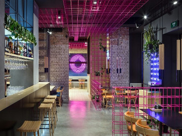 最活跃,最迷人的餐厅设计