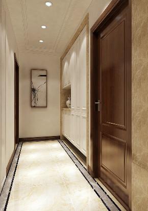 玄关图片来自沈阳百家装饰小姜在百家装饰坤泰新界114平现代风格的分享