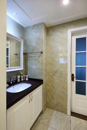 欧式 三居 大户型 复式 跃层 小资 80后 卫生间图片来自高度国际姚吉智在135平米欧式三居室生活的恩典的分享