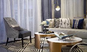 欧式 三居 客厅图片来自言白设计在释放的分享